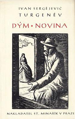 Dým / Novina obálka knihy