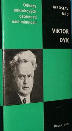 Viktor Dyk obálka knihy