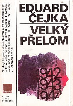 Velký přelom (Válečná léta 1942–1943) obálka knihy