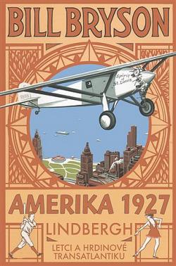 Amerika 1927 obálka knihy