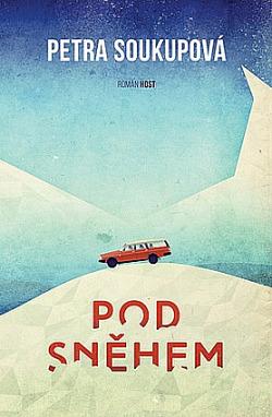 Pod sněhem obálka knihy