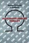 Elektrotechnické tabulky obálka knihy
