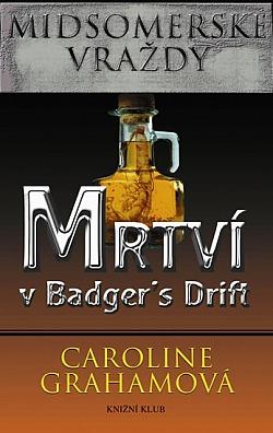 Mrtví v Badger's Drift obálka knihy