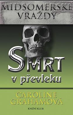 Smrt v převleku obálka knihy