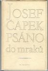 Psáno do mraků 1936 - 1939