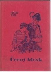 Černý blesk 1 obálka knihy