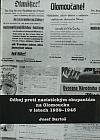 Odboj proti nacistickým okupantům na Olomoucku v letech 1939-1945