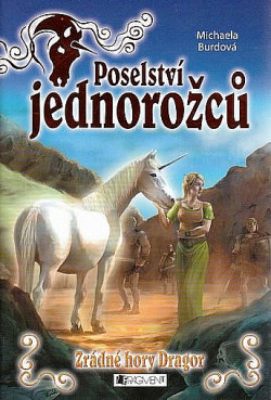 Zrádné hory Dragor obálka knihy