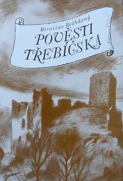 Pověsti Třebíčska obálka knihy