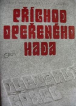 Příchod Opeřeného hada obálka knihy