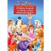 Příběhy hraček ve škole a jiná dobrodružství obálka knihy