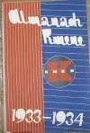 Almanach KMENE 1933 - 34