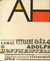 Výtvarné dílo Adolfa Hoffmeistera