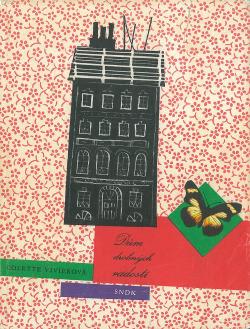 Dům drobných radostí obálka knihy