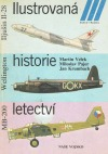 Ilustrovaná historie letectví (Iljušin Il-28 / Vickers Wellington / Marcel Bloch MB-200)