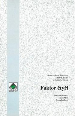 Faktor čtyři obálka knihy