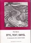Styl, text, smysl
