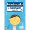 Pětiminutovky z Matematiky pro 2. třídu
