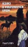 Jezdci z purpurových stepí obálka knihy
