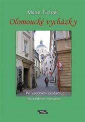 Olomoucké vycházky obálka knihy