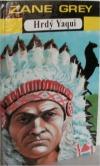 Hrdý Yaqui a jiné povídky obálka knihy