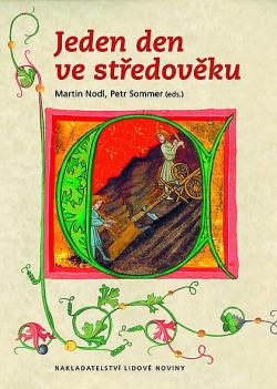 Jeden den ve středověku obálka knihy