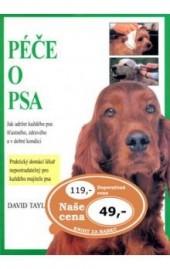 Péče o psa obálka knihy