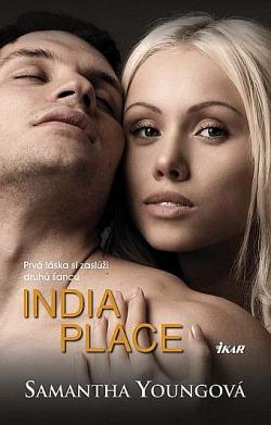 India Place obálka knihy
