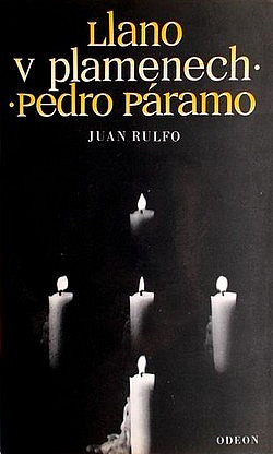 Llano v plamenech / Pedro Páramo obálka knihy