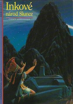 Inkové - národ Slunce obálka knihy