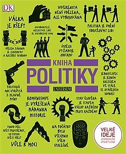 Kniha politiky obálka knihy