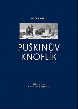 Puškinův knoflík obálka knihy