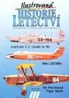Ilustrovaná historie letectví (Avia/Letov C-2 (Arado Ar-96) / Aero L-29 Delfín / De Havilland Tiger Moth)