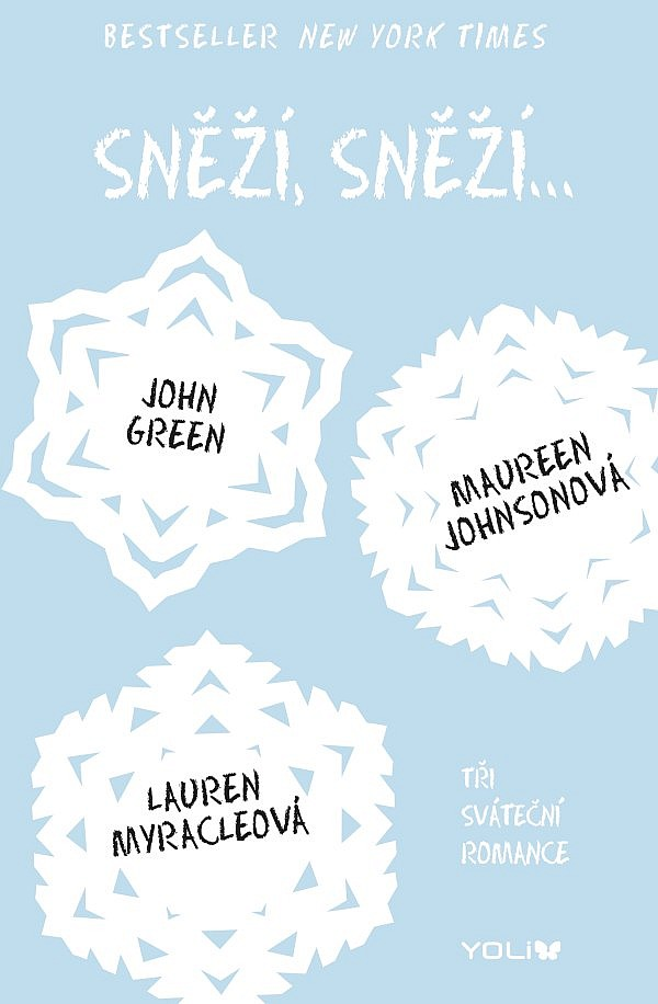Kniha Sněží, sněží... (Maureen Johnson)
