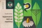 Tajemství léčivé rostliny obálka knihy