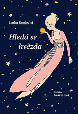 Hledá se hvězda obálka knihy