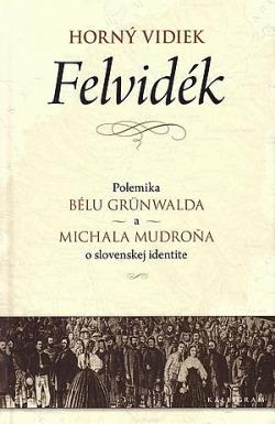 Horný vidiek / Felvidék obálka knihy