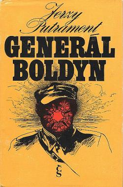Generál Boldyn obálka knihy