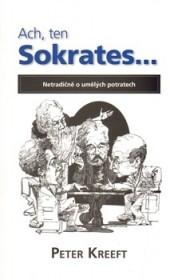 Ach, ten Sokrates... obálka knihy