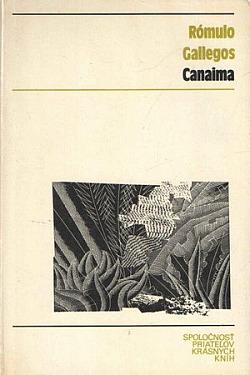 Canaima obálka knihy
