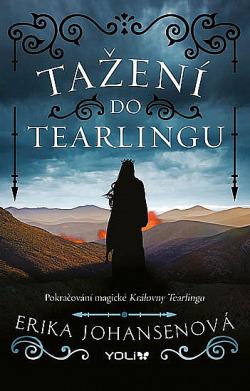 Tažení do Tearlingu obálka knihy