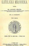 Katolická mravouka, Díl II. Podrobný