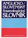 Anglicko-slovenský frazeologický slovník