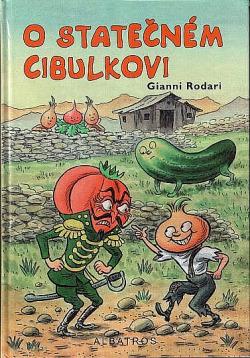 O statečném Cibulkovi obálka knihy