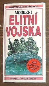Moderní elitní vojska obálka knihy
