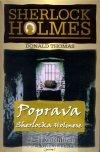 Poprava Sherlocka Holmese obálka knihy