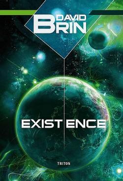 Existence obálka knihy