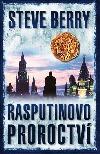 Rasputinovo proroctví obálka knihy