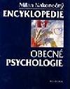 Encyklopedie obecné psychologie obálka knihy