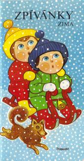 Zpívánky - Zima obálka knihy